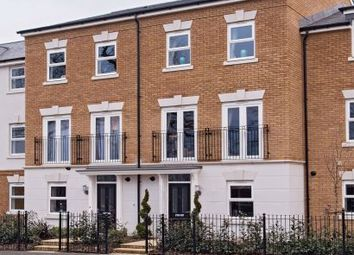 Thumbnail 4 bedroom town house for sale in Oaklands, Parsonage Road, Horsham, West Sussex