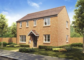 """Thumbnail 3 bed semi-detached house for sale in """"The Clayton """" at Appleford Road, Sutton Courtenay, Abingdon"""