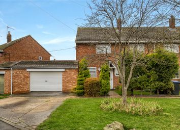 Thumbnail 3 bed semi-detached house for sale in Southam Crescent, Lighthorne Heath, Leamington Spa, Warwickshire