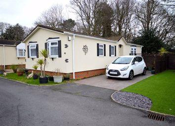 Knightcrest Park, Milford Road, Everton, Lymington SO41. 2 bed mobile/park home for sale