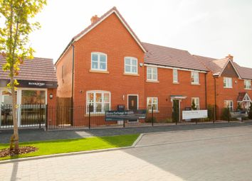 "Thumbnail 3 bed semi-detached house for sale in ""The Studland"" at Penny Lane, Amesbury, Salisbury"