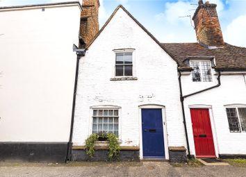 West Street, Farnham GU9. 3 bed terraced house for sale