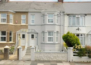 Thumbnail 4 bedroom terraced house to rent in Ridge Park Avenue, Plymouth