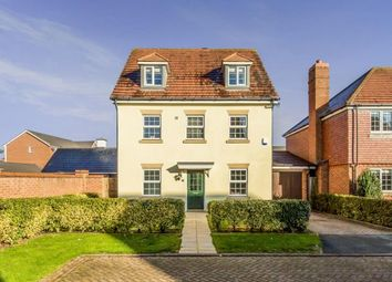 Thumbnail 5 bed detached house for sale in Brampton Close, Weston, Crewe, Cheshire