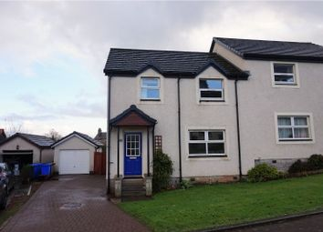 Thumbnail 3 bed semi-detached house for sale in Manse Brae, Ochiltree