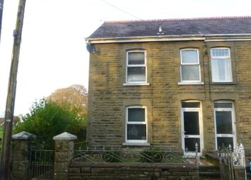 Thumbnail 3 bed semi-detached house for sale in Tycroes Road, Tycroes, Ammanford, Carmarthenshire.