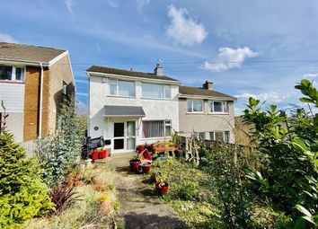 Thumbnail 3 bed semi-detached house for sale in Gower Road, Upper Killay, Swansea