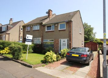 Thumbnail 3 bed semi-detached house for sale in 13 Breval Crescent, Hardgate