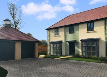 "Thumbnail 4 bedroom detached house for sale in ""Eden"" at Bearscroft Lane, London Road, Godmanchester, Huntingdon"