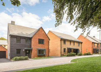 "Thumbnail 4 bedroom detached house for sale in ""Oakmont"" at Divot Way, Basingstoke"