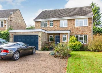 Thumbnail 4 bed detached house for sale in Cumnor Rise, Kenley, Surrey