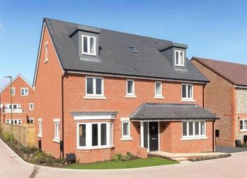 Thumbnail 5 bed detached house for sale in The Wittering, Shopwyke Lakes, Shopwhyke Road, Chichester
