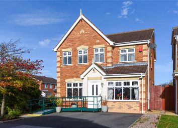 Thumbnail 4 bed detached house for sale in Freyja Croft, Scartho Top