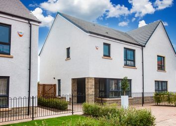 Thumbnail 3 bedroom semi-detached house for sale in Lethington Gardens, Burns Circus, Haddington