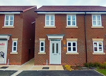 Thumbnail 2 bed semi-detached house for sale in The Paddox, Kibworth, Leicestershire