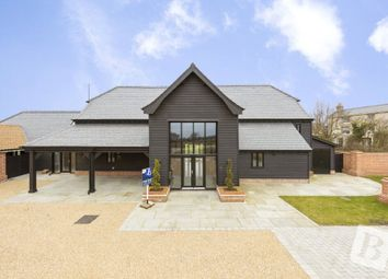 Thumbnail 4 bed detached house for sale in Old Lodge Court, White Hart Lane, Chelmsford, Essex