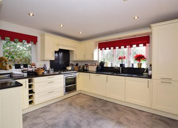 Thumbnail 4 bed detached house for sale in Wanborough Lane, Cranleigh, Surrey