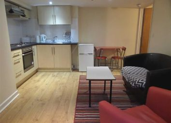 Thumbnail 1 bed flat to rent in Mill Street, Aberystwyth