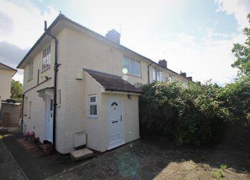 Thumbnail 1 bed maisonette to rent in Milling Road, Burnt Oak, Edgware