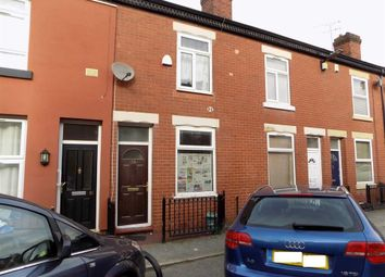 Thumbnail 2 bed terraced house for sale in Parkin Street, Longsight, Manchester