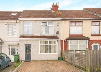 Thumbnail 3 bed terraced house for sale in Third Avenue, Bristol