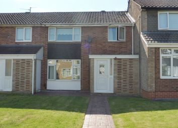 Thumbnail 3 bed terraced house for sale in Cresswell Walk, Corby