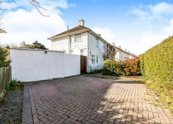 Thumbnail 3 bed end terrace house for sale in Boyd Road, Gosport