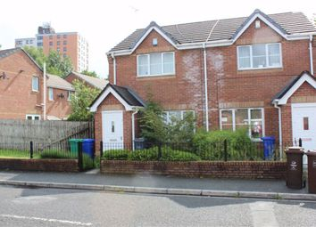 2 bed flat to rent in Hacking Street, Salford M7