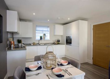 Thumbnail 2 bed flat for sale in Plot N20, Wallace House, Carter's Quay, Poole, Dorset