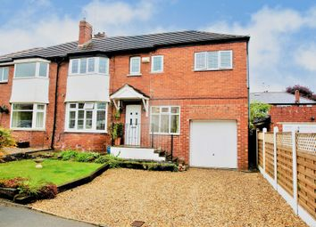Thumbnail 3 bedroom semi-detached house for sale in The Drive, Bardsey, Leeds