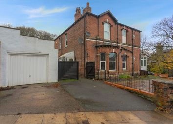 Thumbnail 4 bed semi-detached house for sale in West Park Street, Dewsbury, West Yorkshire