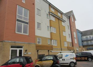 Thumbnail 1 bed flat to rent in Shannon House, St.Marys Island, Chatham, Kent