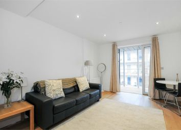 Thumbnail 1 bed flat for sale in Hancock House, Woolwich, London
