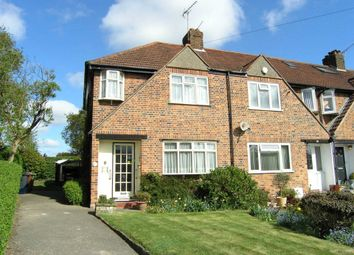 Thumbnail 3 bed end terrace house for sale in Lane Gardens, Bushey Heath, Bushey
