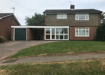 Thumbnail 3 bed detached house to rent in Church Farm Lane, Willoughby Waterleys, Leicester