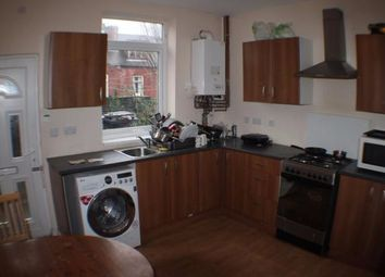 Thumbnail 4 bedroom terraced house to rent in Lancing Road, Sheffield