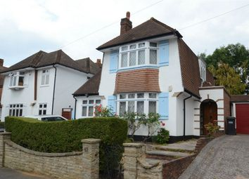 Thumbnail 3 bed detached house for sale in Hartland Way, Shirley, Croydon, Surrey