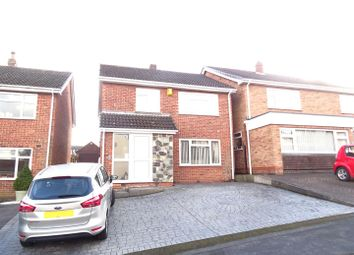 Thumbnail 4 bed detached house for sale in Bridge Street, Shepshed, Leicestershire