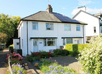 Thumbnail 3 bed semi-detached house for sale in Tynedale, Crosthwaite Road, Keswick, Cumbria