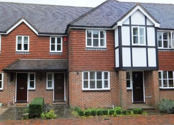 Thumbnail 3 bed terraced house to rent in The Green, High Street, Brasted, Westerham
