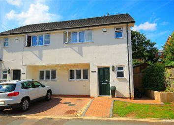 Thumbnail 3 bed semi-detached house to rent in Harcourt Road, Camberley