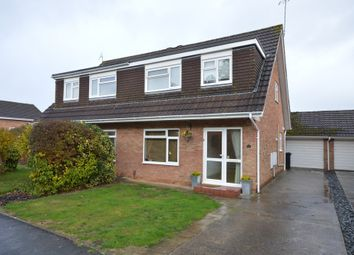 Thumbnail 3 bed semi-detached house for sale in Montague Road, Saltford