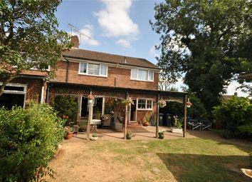 Thumbnail 3 bed semi-detached house for sale in Moorlands, Welwyn Garden City, Hertfordshire