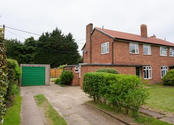Thumbnail 3 bed semi-detached house to rent in The Street, Brantham, Manningtree