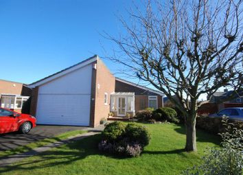 Thumbnail 3 bed detached bungalow for sale in The Knoll, Ellington, Morpeth