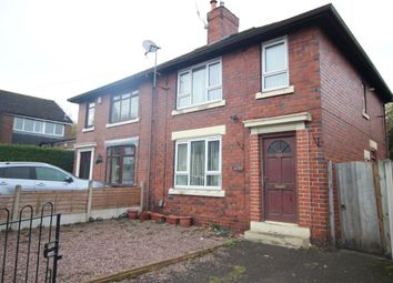 Thumbnail 2 bedroom semi-detached house for sale in Blurton Road, Fenton, Stoke-On-Trent