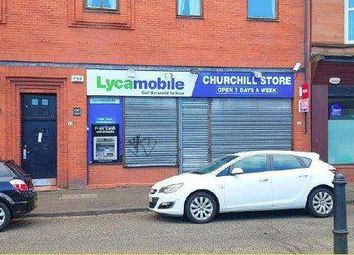Thumbnail Retail premises for sale in Main Street, Glasgow
