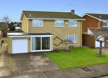 Thumbnail 4 bed detached house for sale in Lawrence Gardens, Herne Bay, Kent