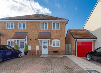 2 bed semi-detached house for sale in Agar Close, Consett, Consett DH8
