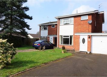 Thumbnail 3 bedroom link-detached house for sale in Burnell Gardens, Wolverhampton